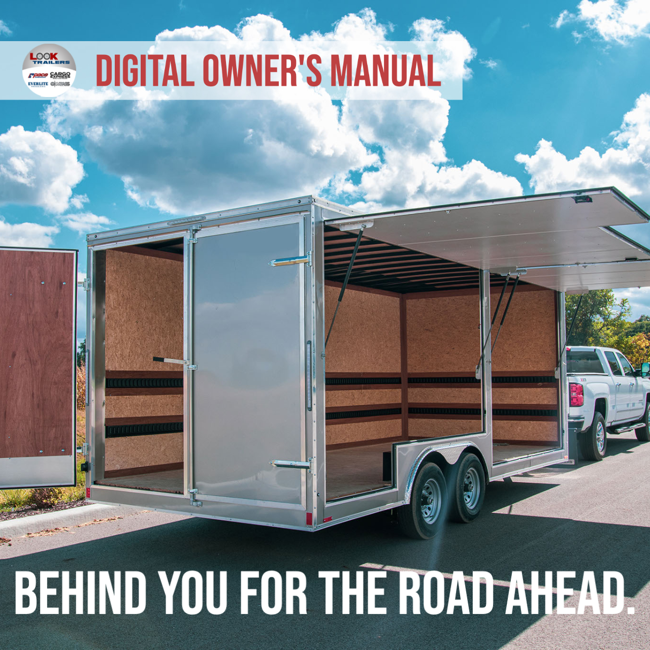 Cargo Express Trailers Owner's Manual