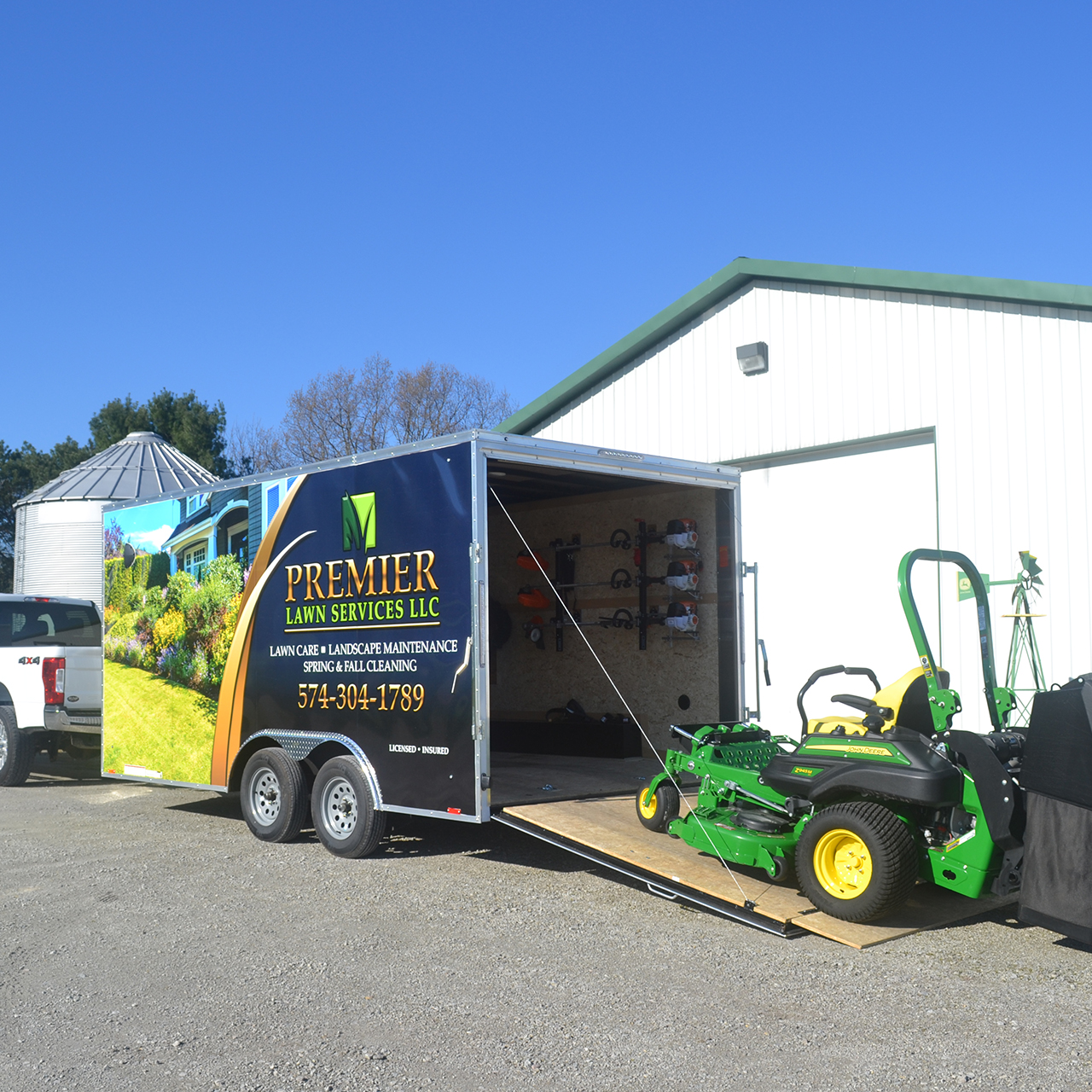 Expect a hardworking trailer built extra tough to withstand the elements.